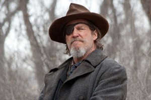 Jeff Bridges in a scene from 'True Grit'. Photo / Supplied
