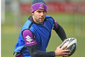Cam Smith of the Storm. Photo / Getty Images