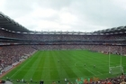 Dublin's Croke Park comes alive with the thunderous support of 82,000 fans.