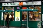 L'As du Fallafel on Rue des Rosiers is one of the best falafel eateries in the world. Photo / Katherine Lowe