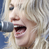 Ladyhawke performs at Laneway Festival in Auckland's Aotea Square. Photo / Richard Robinson