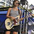 Warpaint at Laneway Festival in Auckland's Aotea Square. Photo / Richard Robinson