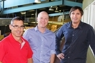Directors (left to right) Rod Walker, Jeff Excell and Will Rouse say Simcro is the company of choice. Photo / Supplied