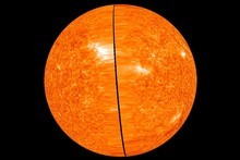 The first-ever view of the Sun in 3-D has been captured by NASA spacecrafts. Photo / Supplied