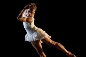 Pieter Symonds was honoured at the UK's Critics' Circle National Dance Awards. Photo / Chris Nash