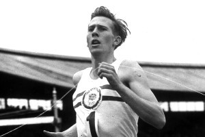 Roger Bannister, a medical student, was 25 when he ran a mile in less than 4min, setting a new record. Photo / Supplied