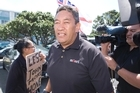 Hone Harawira's relations with his colleagues do not look repairable. Photo / Mark Mitchell