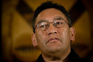 John Armstrong wonders why it has taken the caucus so long to discipline Harawira. Photo / Richard Robinson