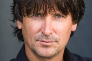 Multi-talented actor, director, and head of development at South Pacific Pictures, Tim Balme. Photo / Greg Bowker