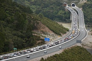 Unpaid tolls are mounting up for some drivers. Photo / Brett Phibbs