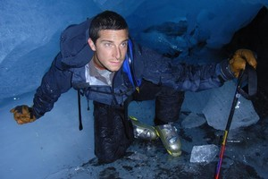 Families affected by the Pike River disaster and the Wellington Children's hospital will benefit from the visit by Man Vs Wild's star, Bear Grylls. Photo / Supplied