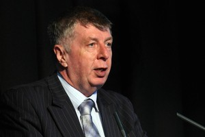 Maurice Williamson, Small Business Minister. Photo / APN