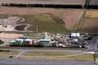 Ravensdown Fertiliser plant, at Awatoto, Napier. Photo / Hawke's Bay Today