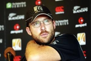 Daniel Vettori. Photo / APN