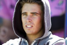 Tim Southee, 22, attracted the attention of an inebriated woman. Photo / Getty Images