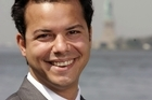 John Avlon -  a founding member of No Labels. Photo / Supplied