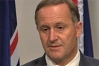 Prime Minister John Key talks about the Maori Party's decision to suspend rogue MP Hone Harawira.
