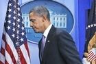 US President Barack Obama. Photo / AP