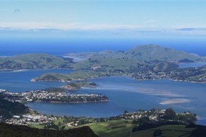 The Otago Peninsula comes in at number nine on CNN's list of the top 10 places to propose on Valentine's Day.