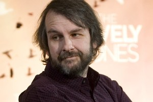 Peter Jackson. File photo / Mark Mitchell