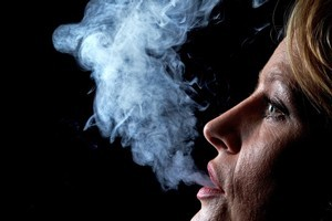 In the UK women took up smoking later than men, therefore, the rise in lung cancer rates has only begun to level off in the last decade. Photo / Thinkstock