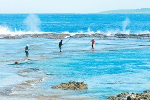 Tonga's turquoise-coloured reefs are must-sees for all visitors. Photo / Jim Eagles
