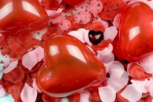 Nearly one in 10 said they would spend more than $100 on Valentine's Day. Photo / Thinkstock