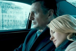 Liam Neeson and January Jones may not be who they seem in Unknown. Photo / Supplied