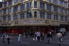 The flagship store in Queen St, Auckland, is one of 60 Whitcoulls and five Borders outlets nationwide the administrators will be working to save. Photo / Greg Bowker