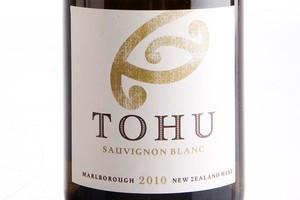 Tohu Marlborough Sauvignon Blanc 2010 $19.95. Photo / Babiche Martens