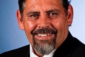 Board chairman David Taipari. Photo / Supplied