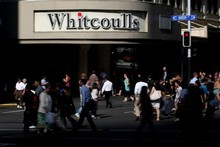 Around 1000 people are employed in the 60 Whitcoulls and five Borders stores in New Zealand. Photo / Greg Bowker