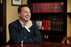 Entrepreneur Mike Pero  Photo / Simon Baker