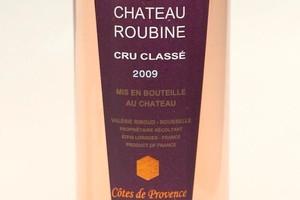 2009 Chateau Roubine Cotes de Provence, $32. Photo / Sarah Ivey