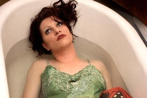 Amanda Palmer will discuss her use of Twitter. Photo / Supplied