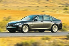 BMW's 7-Series. Photo / Supplied