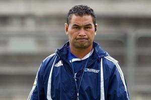 Blues coach Pat Lam. Photo / Brett Phibbs