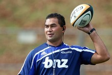Blues coach Pat Lam knows his side must be united to beat the Crusaders. Photo / Brett Phibbs