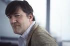 Stephen Fry British actor. Photo / Supplied