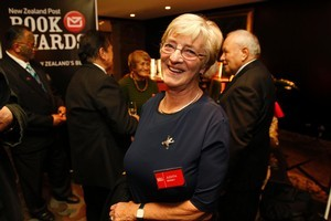Historian Judith Binney arrives at the NZ Post Book Awards ceremony at the Langham Hotel in Auckland in August last year. Photo / Richard Robinson