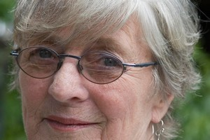 Judith Binney. Photo / Paul Estcourt