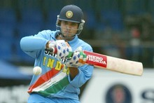 Saurav Ganguly. File photo / NZ Herald 