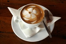 High commodity prices will affect the daily latte. Photo / Alan Gibson