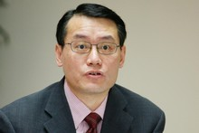 Raymond Huo, Labour's Chinese community affairs spokesman. Photo / Greg Bowker