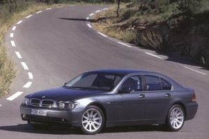 BMW 7 Series. Photo / Supplied