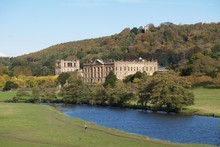 Chatsworth House in Derbyshire in the Peak District has been used as the backdrop in many major films, including The Duchess and Wolfman. Photo / visitpeakdistrict.com
