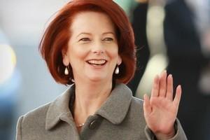Australian Prime Minister Julia Gillard. Photo / Getty