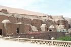 The Bezeklik Thousand Buddha caves are the work of the Uighur people. Photo / Jim Eagles