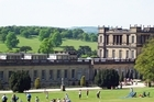 Chatsworth House, Derbyshire. Photo / Supplied