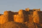 Jaisalmer is dominated by its fort, a once-impregnable citadel. Photo / Chris Reed
